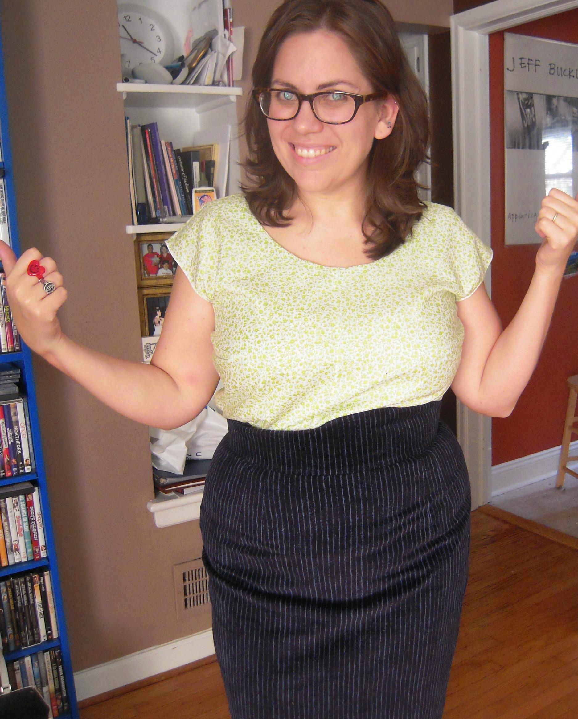 gertie s portrait blouse three dresses project