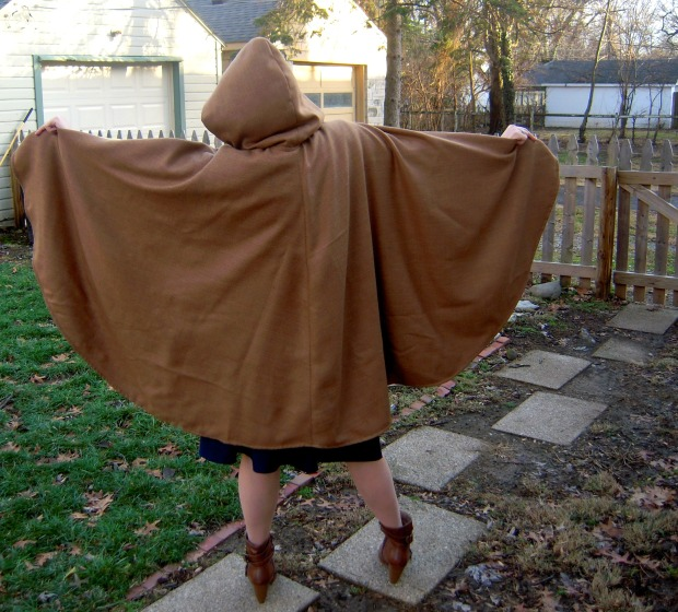 cape back wingspan