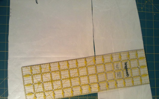 skant pattern hem