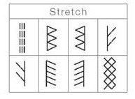 stretch stitches