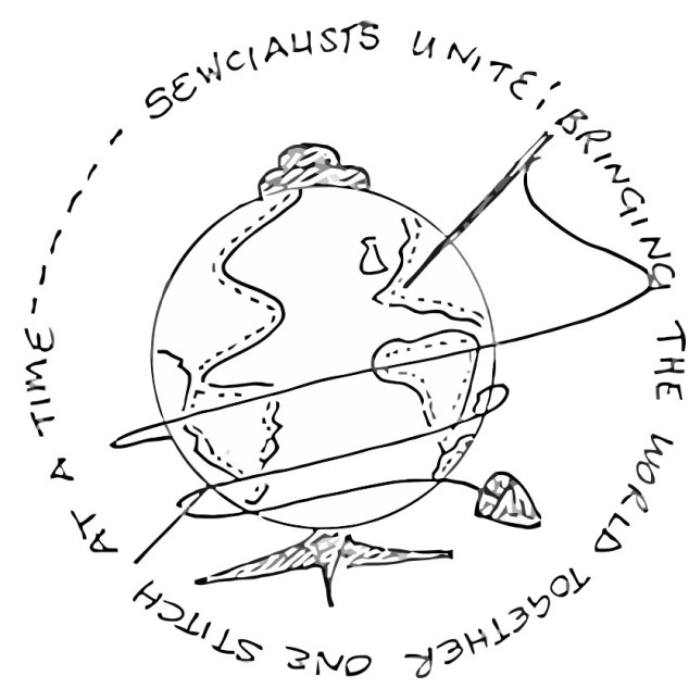 emblem_with_writing_black_and_white