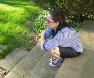 hbird and cabarita crouch sitting