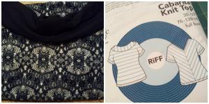 Cabarita lace knit pairing