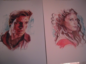 Firefly Watercolors