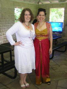 Inara and Bridget