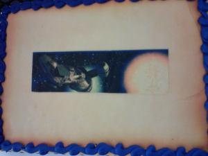 Serenity cake