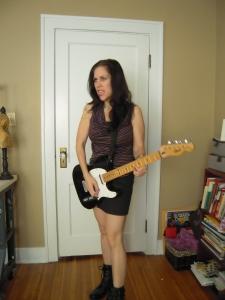 Moss guitar 2
