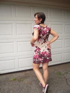 comino dress 3/4
