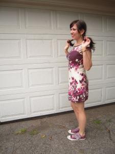comino dress side