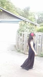 kinga walking