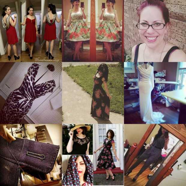 threedresses IG best of 2015