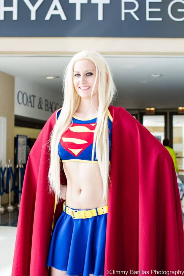 Sahara Cole Supergirl